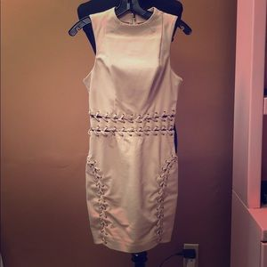 Guess dress nude